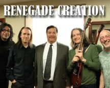 Renegade Creation-Jimmy Haslip, Michael Landau, Robben Ford, Gary Novak