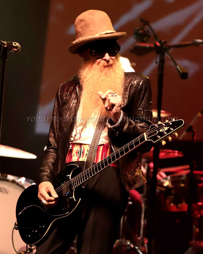 Billy Gibbons Big Bad Blues The Paramount, Huntington, NY