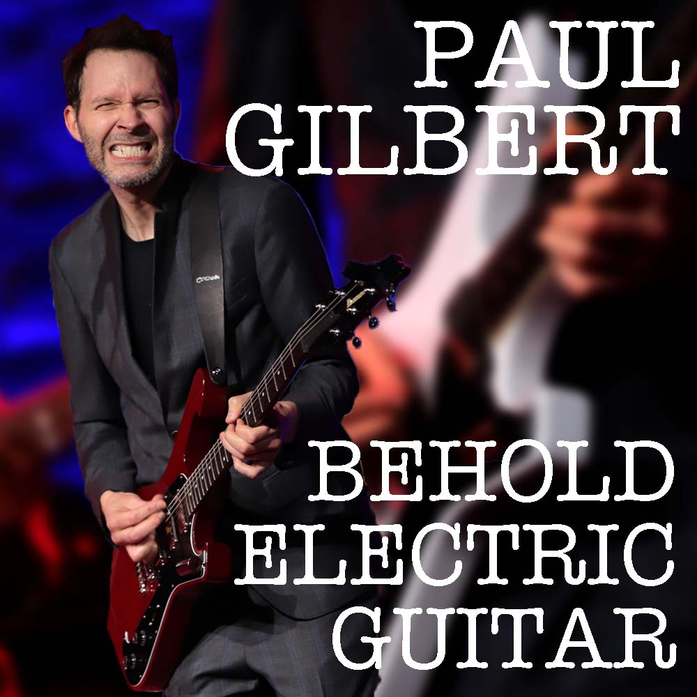 Paul Gilbert – The Iridium